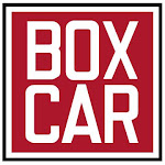 Logo for Boxcar Bar + Arcade - Greensboro