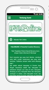 Portal Pati OnLine - náhled