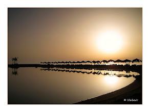 Photo: Naturerwachen  Sunrise / Sonnenaufgang am Roten Meer