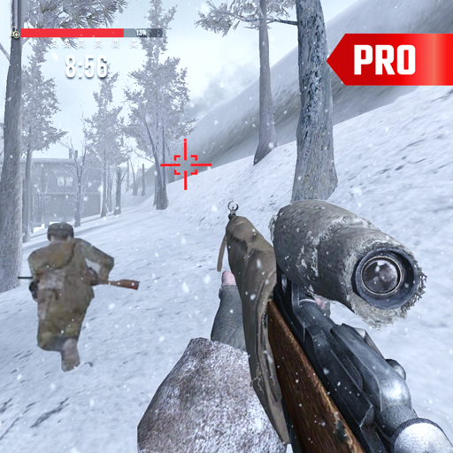 Call of Sniper Pro: World War 2 Shooting Games