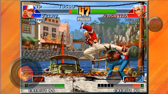 Game King Of Fighter 98 Free guide - náhled