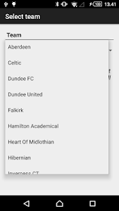 Football News Scotland screenshot 1