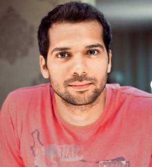 Neil Bhoopalam poster