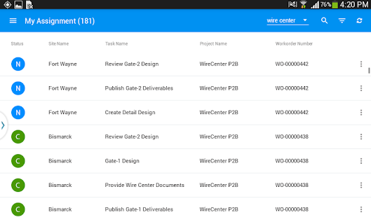 Siteforge NOW screenshot