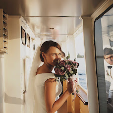 Wedding photographer Aleksandra Voynova (Voinova). Photo of 05.08.2016
