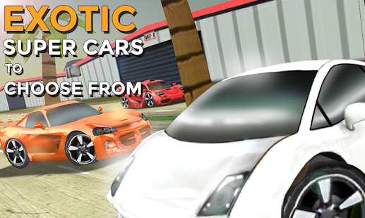 HotFoot - City Racer- screenshot