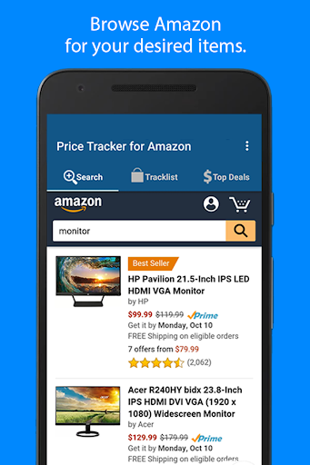 Price Tracker for Amazon 2.3.0 screenshots 1