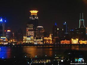 Photo: CHINE-Les tours de Shanghai