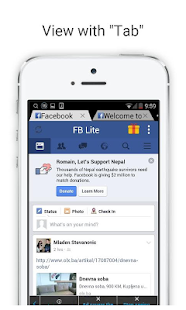 Free Lite (Client for Facebook) APK for Windows 8