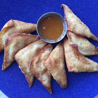 Ani's Real Crab Rangoon