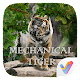Download Mechanical Tiger Parallax V Launcher Theme For PC Windows and Mac