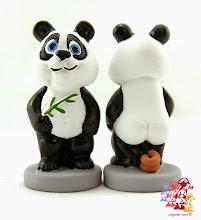 Photo: Caganer Os Panda