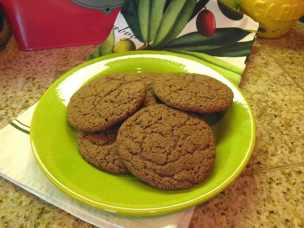 Chocolate Crisps (cookies) Recipe