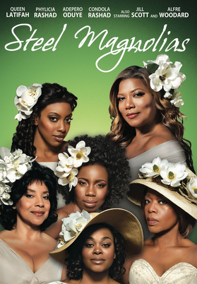 the resilience factors in a family in steel magnolias a movie by herbert ross The following year, she joined an all-star cast in the steel magnolias television remake as annelle dupuy-desoto, a role originated by daryl hannah oduye starred alongside chiwetel ejiofor in steve mcqueen 's historical drama 12 years a slave.