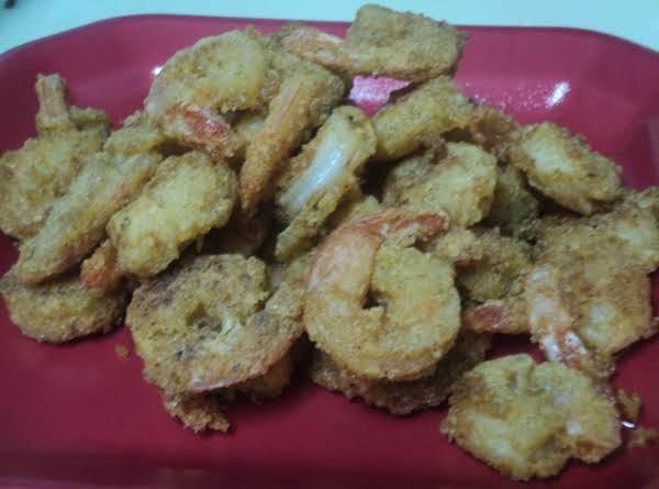 Lemon Popper Shrimp