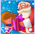 My Christmas Week Story &Games icon