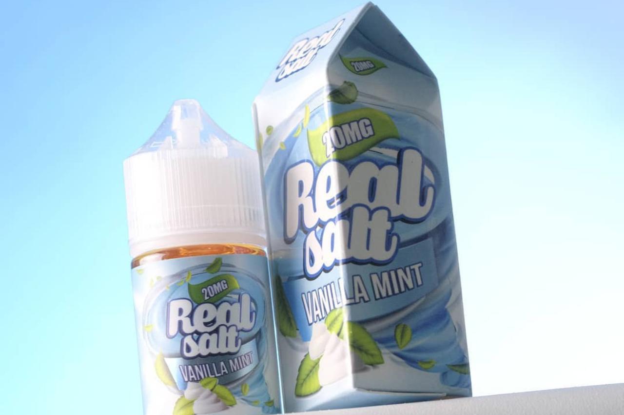 Liquid Rasa Mint