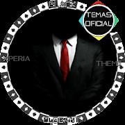 Theme Xperia - X Elegancia Obscura icon