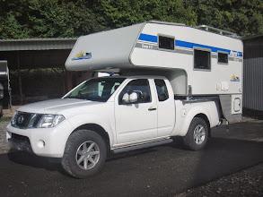 Photo: Diese neue und wunschbestellte Nordstar Camp 8 S aus der 2014er Modellreihe haben wir im Oktober 2013 den glücklichen Besitzern übergeben.  Infos zur aktuellen Camp 8 S finden Sie hier: http://www.nordstar.de/nordstar-modelle/camp-8-s/index.html