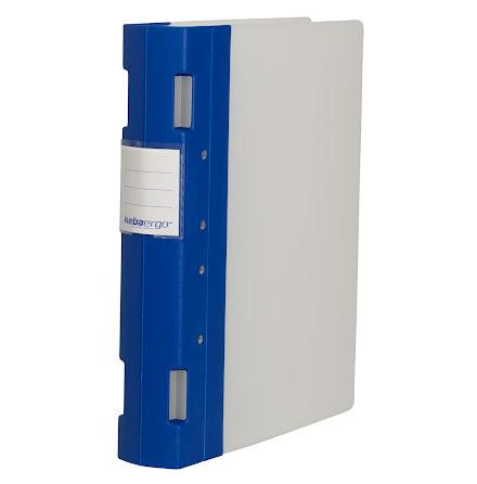 Pärm Kebaergo A4 55mm blå