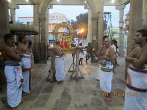 Photo: mangaLAsAsanam sARRumuRai