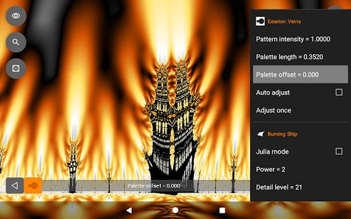 MandelBrowser screenshots 21