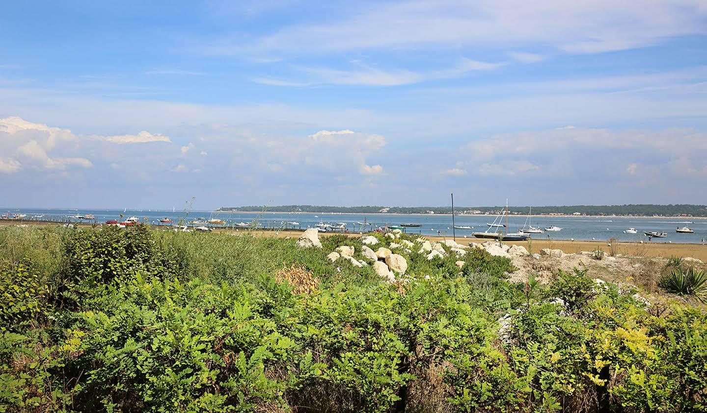 Maison en bord de mer avec jardin Lège-Cap-Ferret