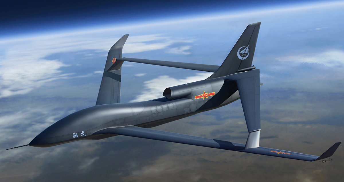 China's unmanned aerial vehicle (UAV) forces with a Predator-like armed drone. Chinese companies are exploiting artificial intelligence to export autonomous drones capable of lethal, targeted strikes to other countries, such as Ziyan's Blowfish A3 drone to the Middle East.
