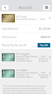 ReceiptMatch from Amex- screenshot thumbnail