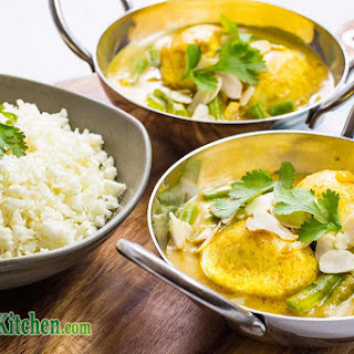 Low Carb Indian Boiled Egg Curry