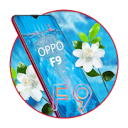 3 Ways To Install Theme For Oppo F9 Oppo F9 Launcher Wallpaper In