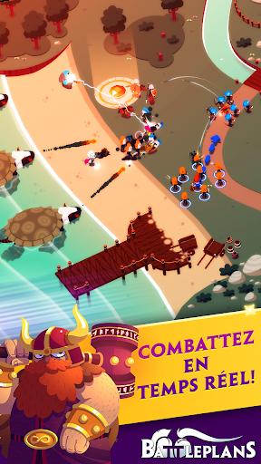 Battleplans – Assaut & défense fond d'écran 1