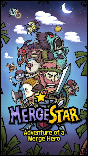 Merge Star : Adventure of a Merge Hero Android App Screenshot