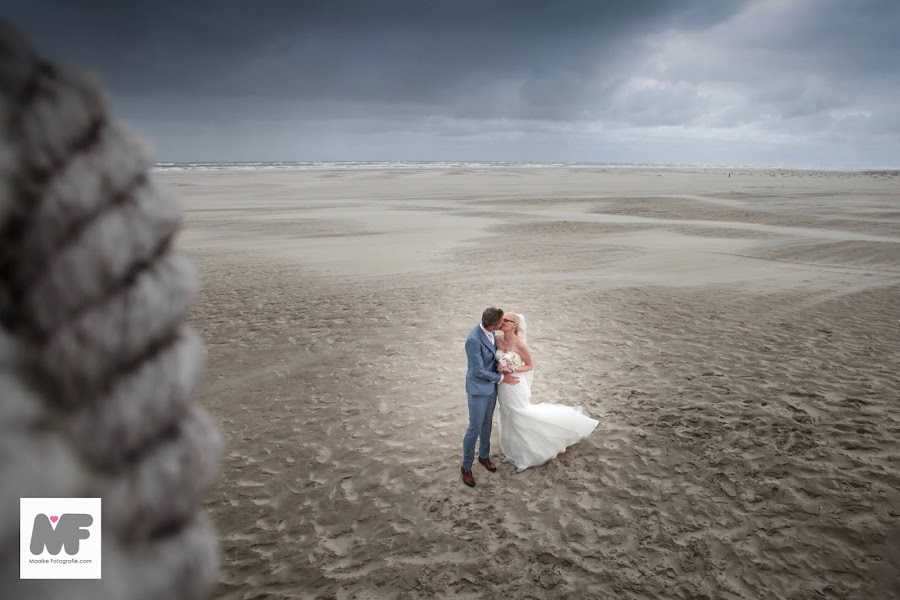 Huwelijksfotograaf Maaike Ten brinke (maaikefotografie). Foto van 09.06.2017