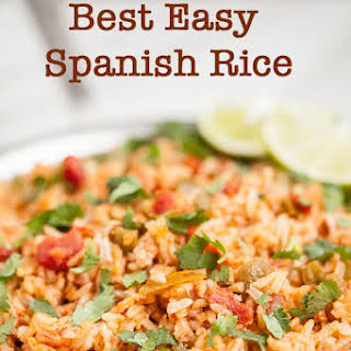 Best Easy Mexican Rice.