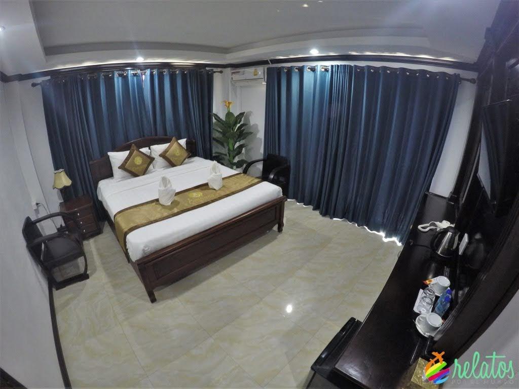 Hotel Cosiana Vang Vieng