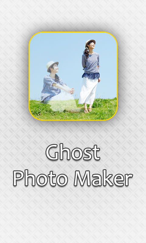 Ghost Photo Maker- screenshot