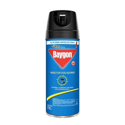 insecticida baygon aer azul 235ml