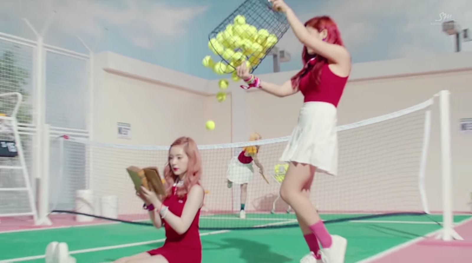 chinese rocket girls fx red velvet 2