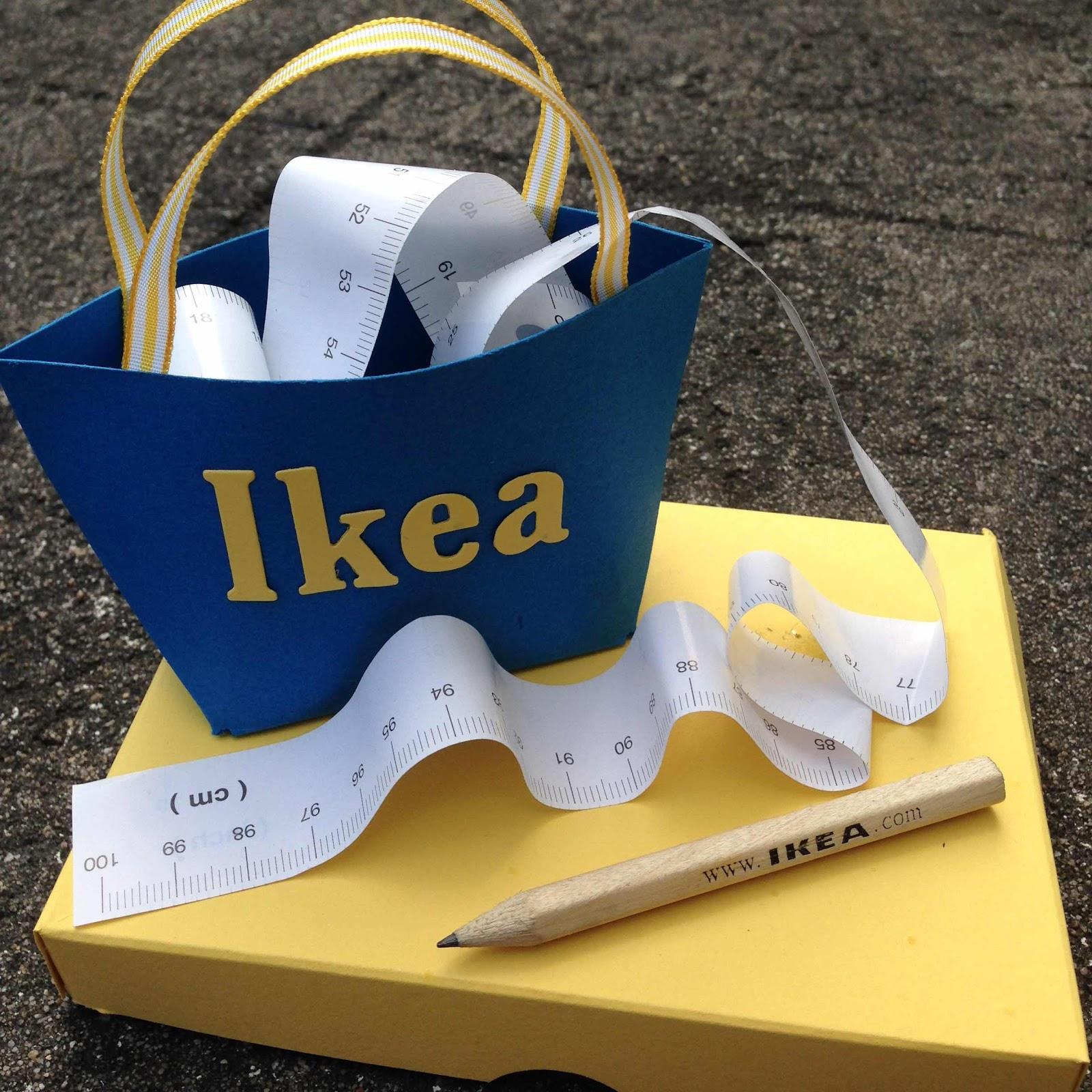 Tardisblau: Ikea Gutschein