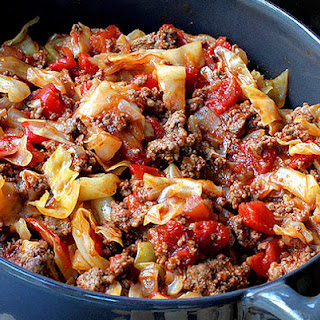 Unstuffed Cabbage Rolls Recipes
