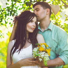 Wedding photographer Anastasiya Nechaeva (Fogginess). Photo of 31.05.2015