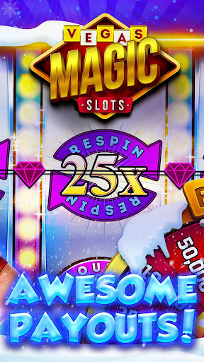 Vegas Magicu2122 Slots Free - Slot Machine Casino Game 1.43.0 Mod screenshots 2