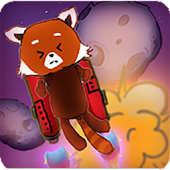Rocket Raccoon : Space Escape Android APK Download Free By Floatydot