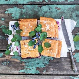 Bakers Square Copycat Blueberry Pie