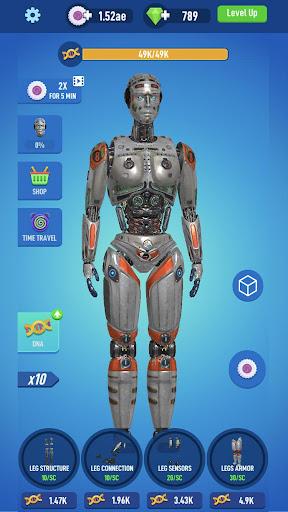Idle Human 2 1.0.7 screenshots 4