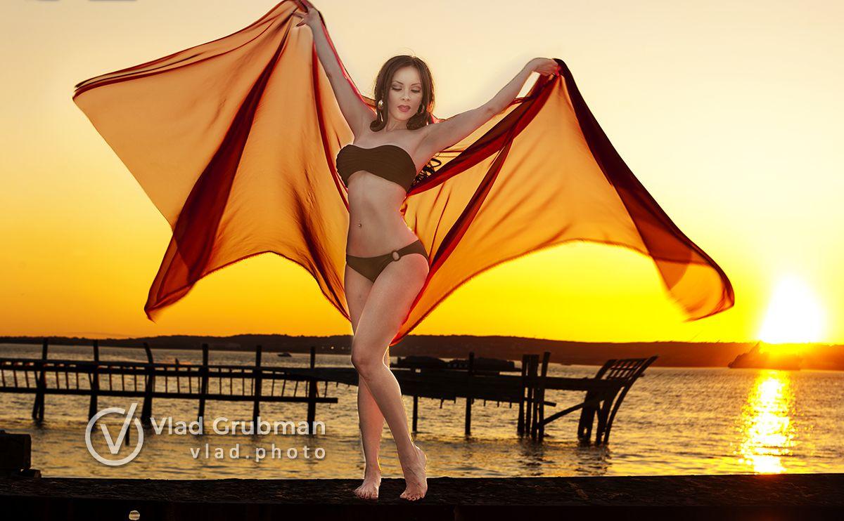 Swimsuit photography Editorial - Photo by Vlad Grubman / ZealusMedia.com