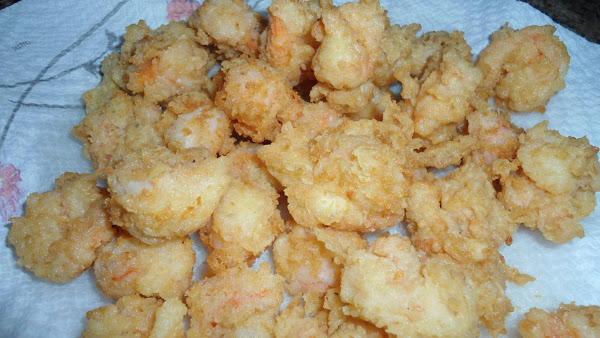 Gulf Fried Shrimp Recipe