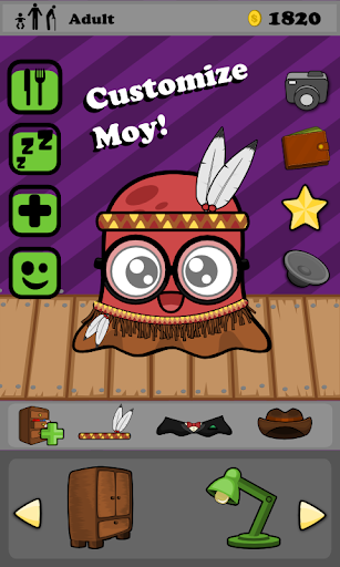 Moy ? Virtual Pet Game screenshot 20