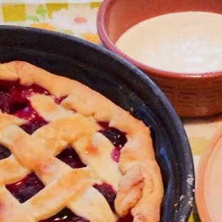 Blackberry Pie!